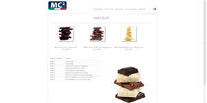 Pagina del sito www.mcduesrl.it