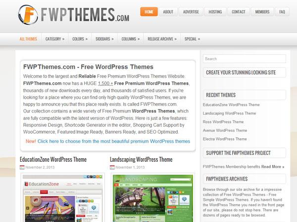Tema gratuiti wordpress ricerca