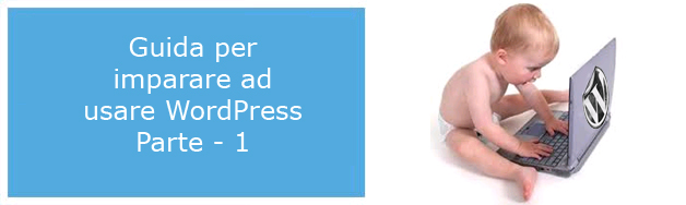Guida per imparare ad utilizzare WordPress