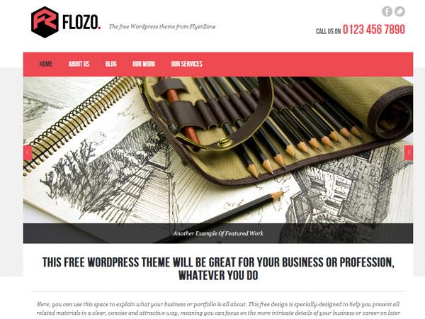 Flozo-wp-free-theme
