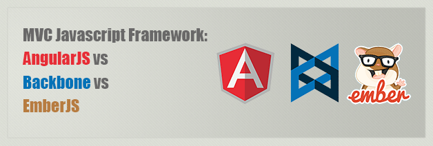 THREE JAVASCRIPT MVC FRAMEWORKS: ANGULARJS, BACKBONE AND EMBERJS