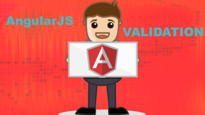 AngularJS - Form Validation